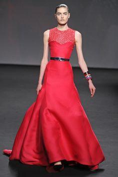 Dior Haute Couture Fall 2013 - Slideshow - Runway, Fashion Week, Reviews and Slideshows - WWD.com
