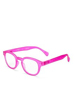 e910bb7fba Hot Pink Wayfarer Style Sunglasses -1054