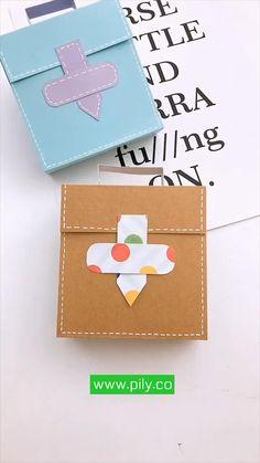 Cool Paper Crafts, Paper Crafts Origami, Diy Paper, Fun Crafts, Paper Art, Diy Crafts Hacks, Diy Crafts For Gifts, Instruções Origami, Oragami