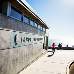 Lands End Lookout attraction - San Francisco, CA