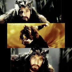 Thorin's madness