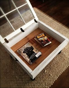 window coffee table - https://www.facebook.com/different.solutions.page