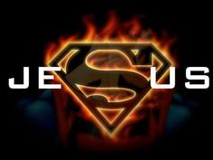 ❥ The only Superman you'll ever need~ JESUS