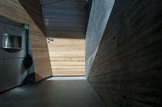 Flotane by LJB « Landscape Architecture Platform Solar, Rest Area, Small Toilet, Concrete Structure, Contemporary Landscape, Landscape Architecture, Entrance, Hardwood Floors, Public