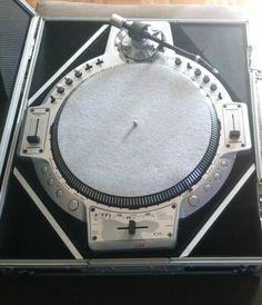 Vestax QFO Silver Turntable/Mixer