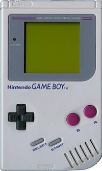 The 1st Game Boy! Many hours were spent playing on this! - Nintendo - MEMORIES - 80's & 90's