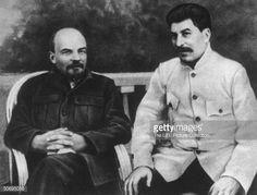 Dit zijn Vladimir en Stalin.