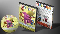Pocoyo - Hora De Brincar - Capa | VITRINE - Galeria De Capas - Designer Covers Custom | Capas & Labels Customizados