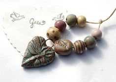 RESERVED for the lovely JewelryByMelanieTM / Dream Garden by gaea, $24.50