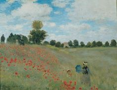I love Monet and his paintings!!!
