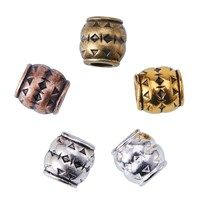 15PCs Mixed Christmas Series European Charms Beads Fit European Bracele 15x9mm