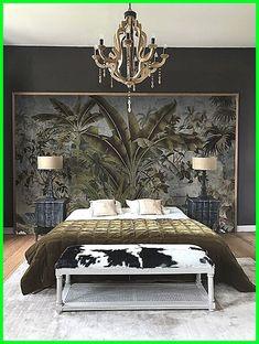 Art Deco Bedroom, Room Wall Decor, Modern Bedroom, Master Bedroom, Bedroom Decor, Home Room Design, Living Room Designs, Bedroom Designs, Estilo Colonial