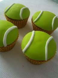 toppers para cupcakes de tenis - Buscar con Google