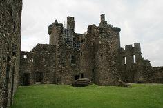 Castle 2 Kilchurn Castle