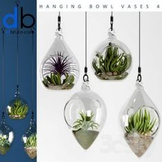 516 Plant 3dmodel 3dsmax Wire Wall Basket, Baskets On Wall, Decorative Plaster, Decorative Objects, 3d Panels, Indoor Plant Pots, Bamboo Plants, Hanging Pots, 3d Max