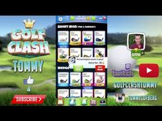 Golf Clash Gameplay - Clubguide for each Tour 1-11 - Bug6d Golf Clash Gameplay A clubguide for each tour Tour 1-11 #Golfclashtommy Golf Clash by Playdemic PEGI 3 Its time to play the real time multiplayer game everybodys talking about! The sun is shining its time to play the real-time multiplayer game everybodys talking about!  Play on beautiful courses against players around the world in real-time as you compete in tournaments 1v1 games and challenge your Facebook friends!  Upgrade your…