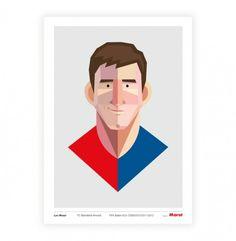 Messi Azulgrana
