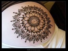 #Henna #Belly #TheDoulaGroup