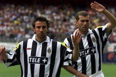 Alessandro Del Piero + Zidane.