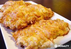 Sajtos sült karaj Pork Recipes, Cooking Recipes, Hungarian Recipes, Hungarian Food, Pork Dishes, Food 52, Macaroni And Cheese, Meal Prep, Food Porn