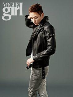 Lee Soo Hyuk - Vogue Girl Magazine August Issue '12