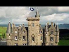 Glengorm Castle, Scotland - YouTube