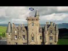 Glengorm Castle, Scotland - YouTube