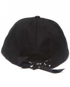 DrJays.com - Detailed Images of Full Tie Back Hat by DOPE
