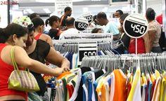 Comércio varejista cresce 11% e registra maior expansão do país