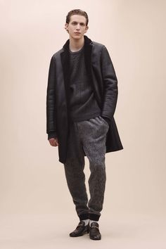 See the complete Joseph Fall 2016 Menswear collection.
