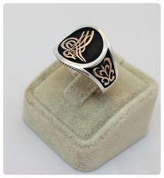 925 Sterling Silver Ottoman Turkish Handmade by mysilverworld