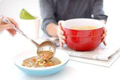 Receta de guiso de lentejas y alubias con verduras. Un plato poco calórico para calentar el estómago. Going Vegetarian, Recipe Using, Microsoft, Fondue, Stew, Wall, Legumes, Vegetarian Recipes, Vegetables