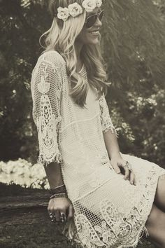 Happily Grey | BOHO AT DAYBREAK | http://www.happilygrey.com