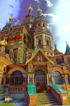 Beautiful Russia http://www.travelandtransitions.com/destinations/destination-advice/europe/