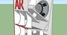 skema box speaker lapangan dan elektronik terlengkap Speaker Box Design, Speaker Plans, Subwoofer Box, Loudspeaker, Circuit, Audio, Electronics, How To Plan, Klipsch Speakers