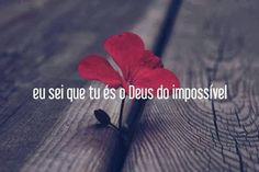 Nenhum obstáculo é grande demais quando o agir é de Deus!