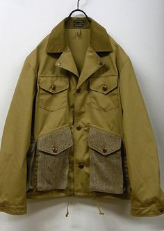 Fisherman's jacket