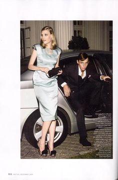 Glorious 39: Romola Garai & Eddie Redmayne in InStyle Magazine. Tender is the Night. Photography be Jean-Paul Pietrus