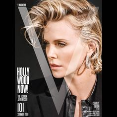I got to interview the great CHARLIZE THERON For @vmagazine @charlizeafrica  LINK IN BIO http://ift.tt/1SvmPXb by jamesfrancotv
