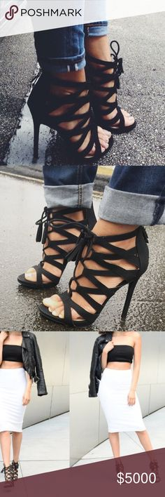 ⭐️COMING SOON⭐️ Sam and Libby Lace up heels! Super cute and trendy! Actual photos along with item details  will be listed sooon! ⭐️⭐️⭐️   •  Model Photo Credit: killingheels.tumbler.com/dressaccordingly.co/lookbook.nu/stilefotocibo.com  •  No Trades Sam & Libby Shoes Heels http://fancytemplestore.com