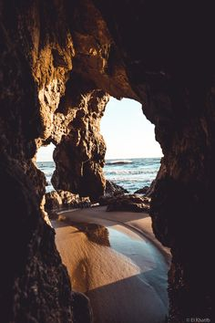Golden hour through the archways at El Matador Beach CA. - Golden hour through the archways at El Matador Beach CA [OC] – not … – - Beautiful World, Beautiful Places, Beautiful Scenery, Wow Travel, Beach Travel, Beach Trip, Time Travel, Nature Photography, Travel Photography