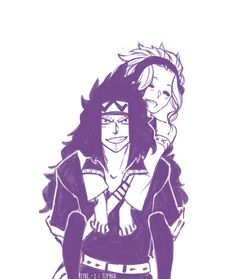 fairy tail and gajevy image