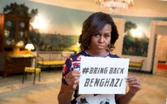 #Bring Back Benghazi - Never forget the four Americans who could not make it back home from Benghazi. Obama Twitter, Nigerian Girls, Nigerian School Girls, Bring Back Our Girls, Bring It On, Michelle Obama, Susan Rice, Power Of Social Media, Obama Tweet