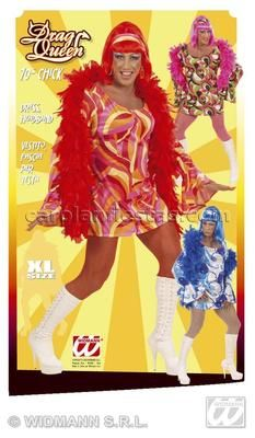 Disfraz Chica Años 70