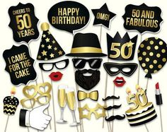 50th birthday party ideas for men - Google Search