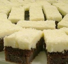 Hungarian Desserts, Hungarian Recipes, No Bake Desserts, Dessert Recipes, Sweet Cookies, Yummy Cakes, Coco, Food To Make, Food And Drink