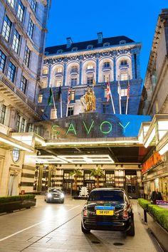 Savoy Hotel, London, England Savoy Hotel, Great Britain, Explore, Mansions, London England, House Styles, Manor Houses, Villas, Mansion