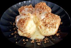 Az egyik legkedvesebb kelt tésztám, az aranygaluska | Álom.Íz.Világ. Eggs, Breakfast, Food, Cakes, Morning Coffee, Cake Makers, Essen, Kuchen, Egg