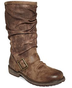 Roxy Boots, Wakefield Boots - Boots - Shoes - Macy's  I want them in brown AND black!