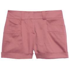 Short alfaiataria piquet rosa                                                                                                                                                                                 Mais